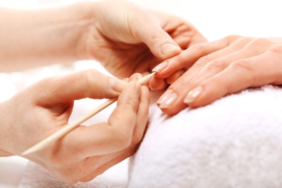 Manicure classica
